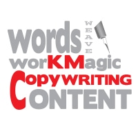 KM Copywriting Logo