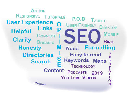 6 Tips to improve your SEO 2019 +